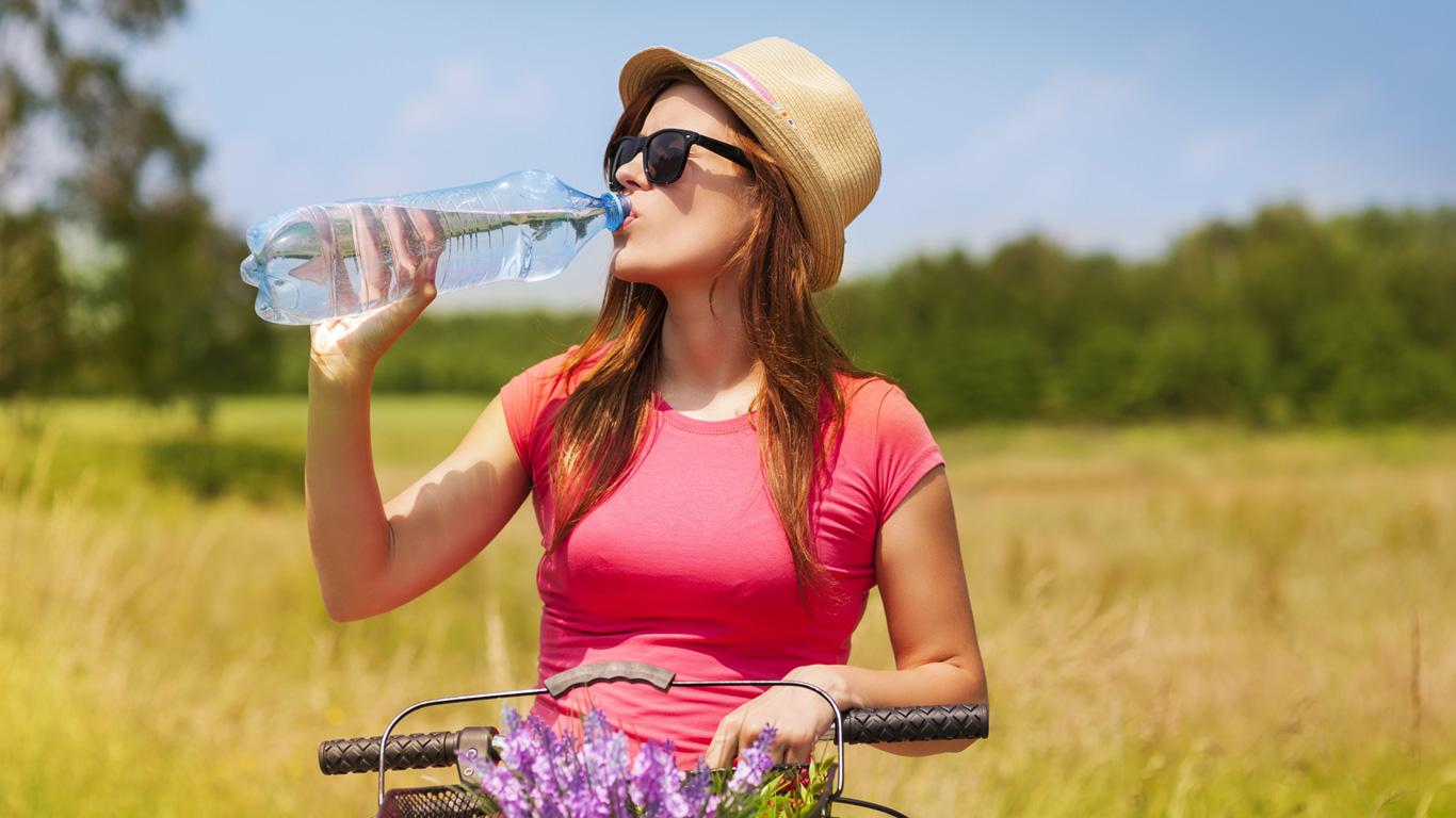 Ständig durstig