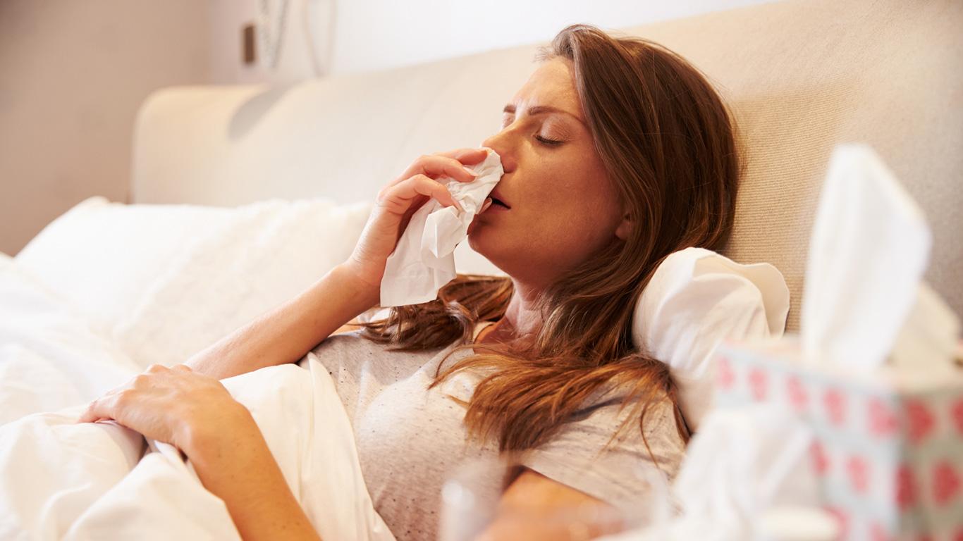Erkältung ohne mich! So wappnen Sie Ihr Immunsystem