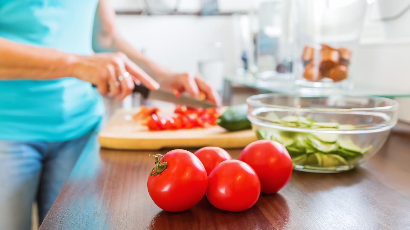 Tomaten: Rot ja, grün nein