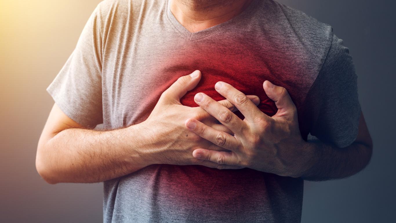 Herzinfarkt – die Warnzeichen