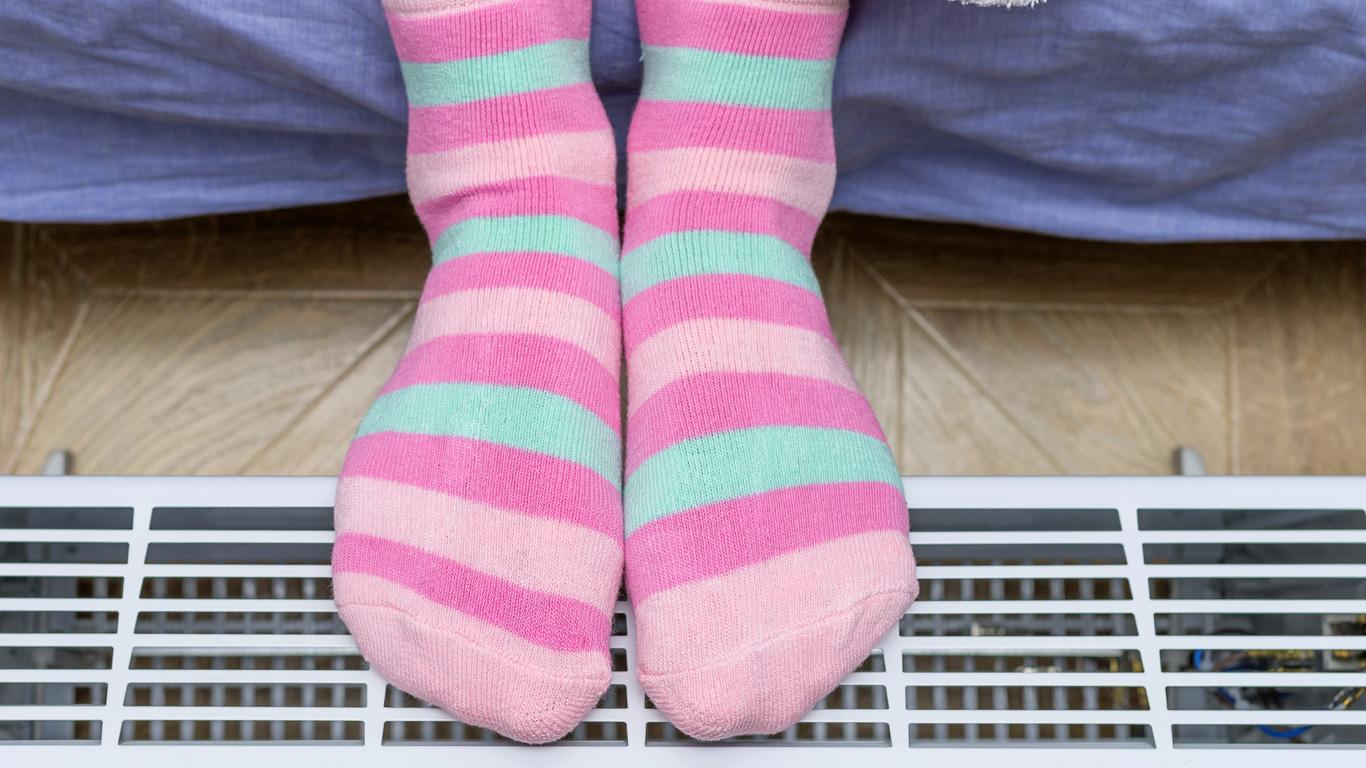 Kalte Füße und Hände