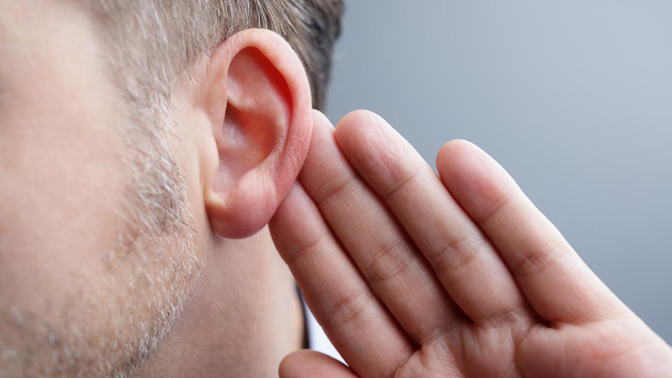 Hörsturz: Wenn es plötzlich still wird!