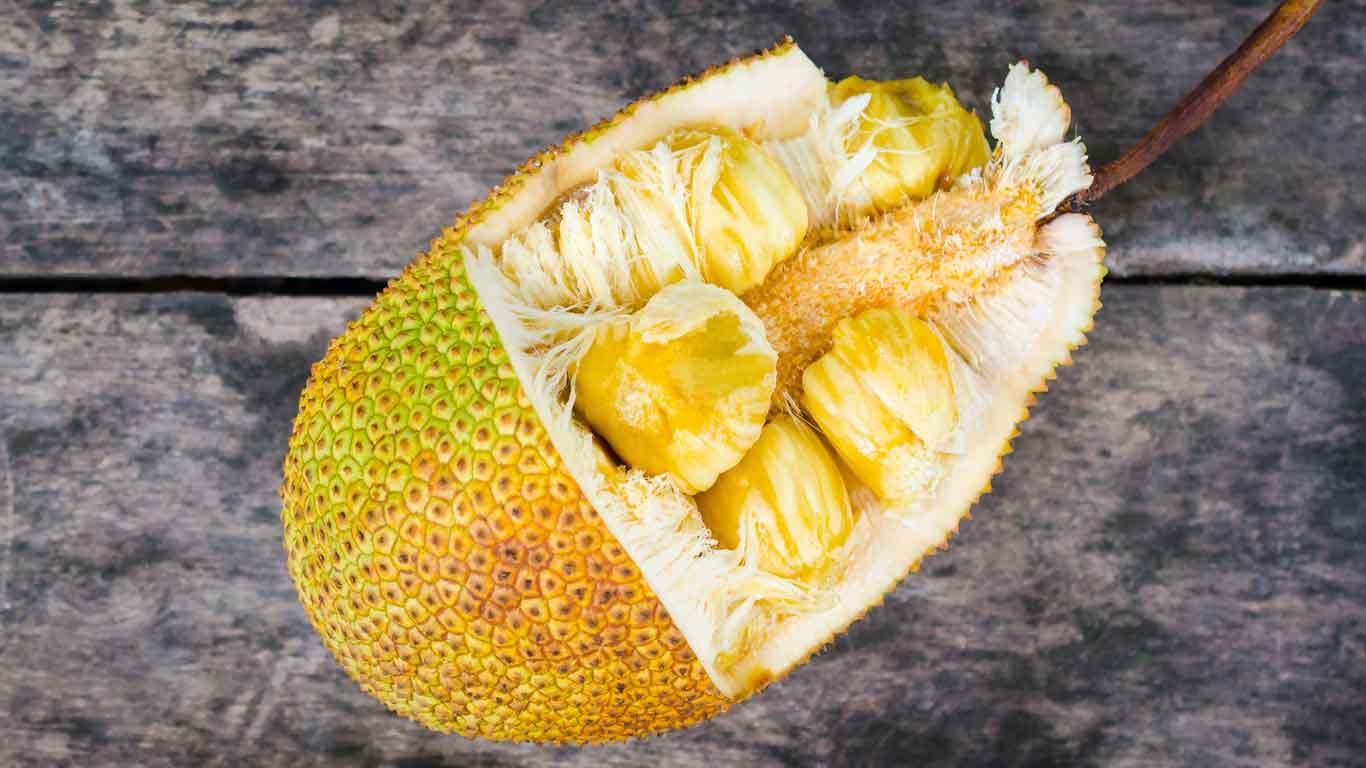 Obst als Fleischersatz: Was kann die tropische Jackfrucht?