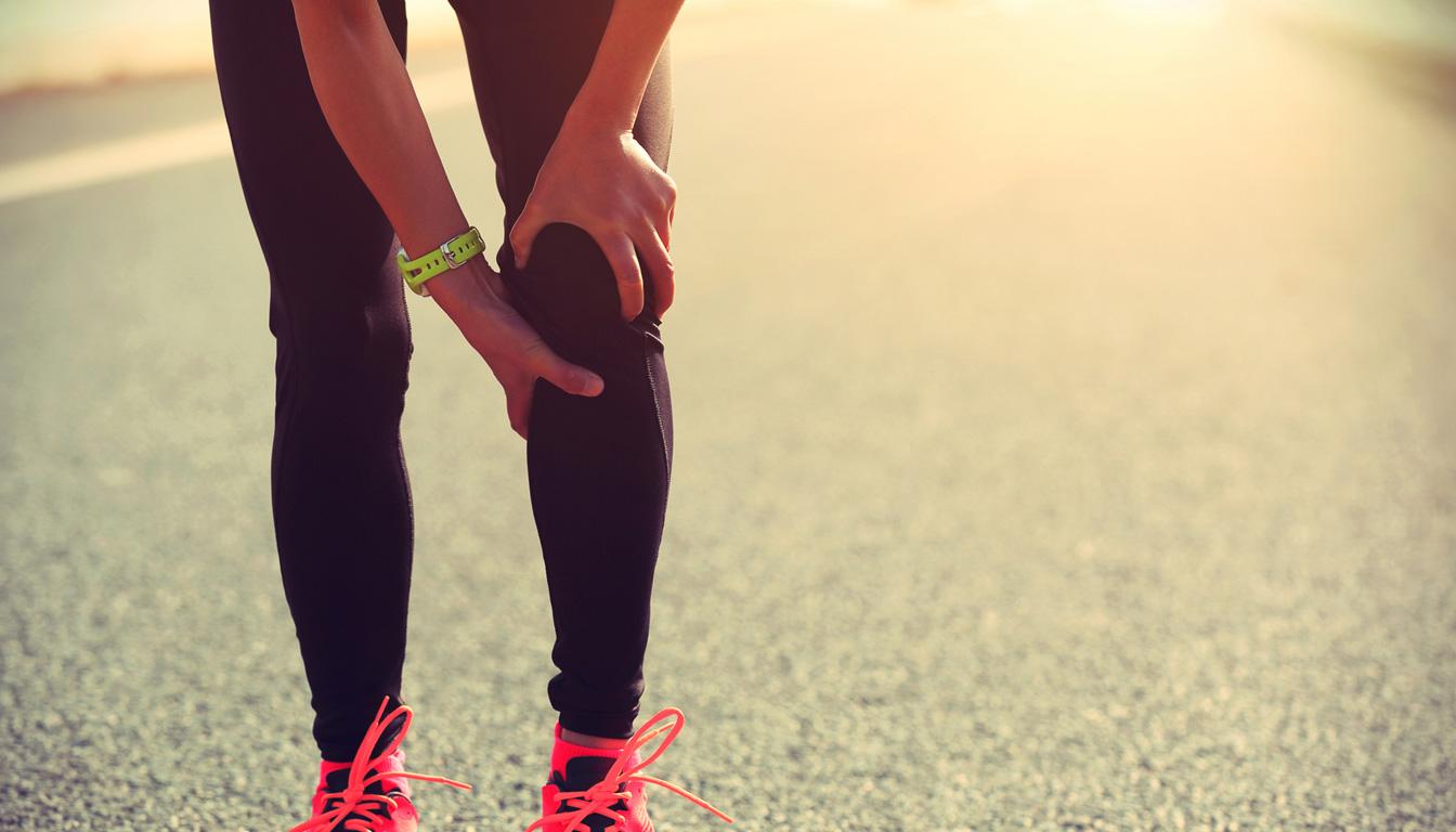 Warum man Knieschmerzen immer ärztlich abklären muss