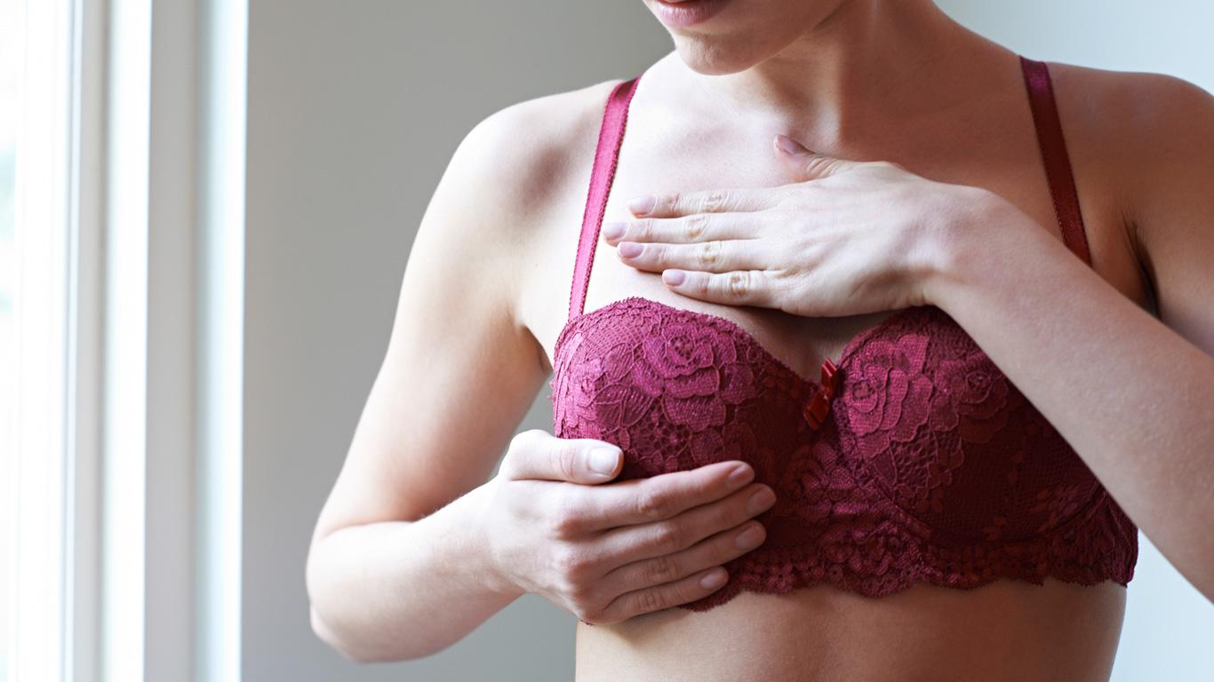 Frauen UND MÄNNER: Veränderte Brust
