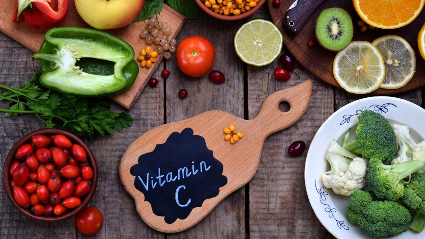 Vitamin C (Ascorbinsäure)