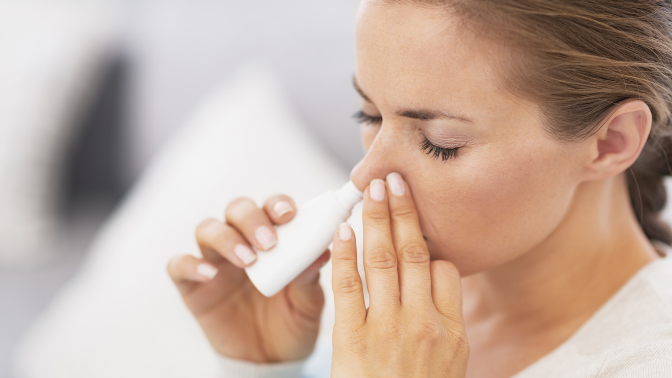 Kann Nasenspray gegen Angststörung helfen?