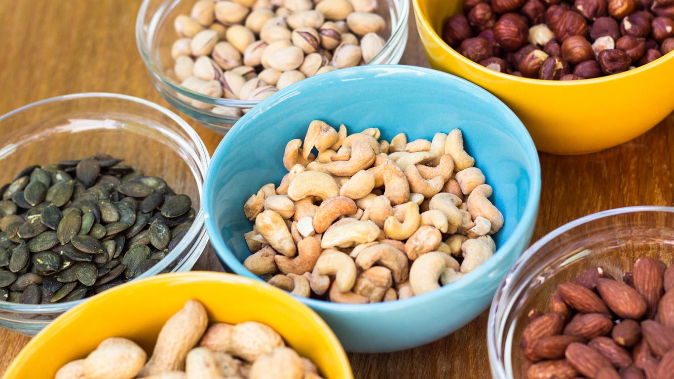 Dickmacher oder Powersnack: Wie gesund sind Nüsse?