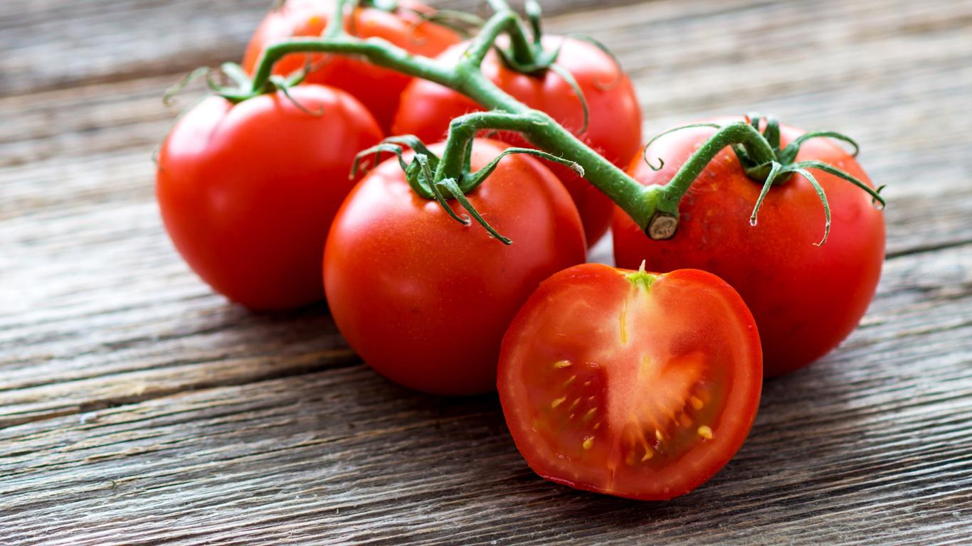 Essen Sie Tomaten!
