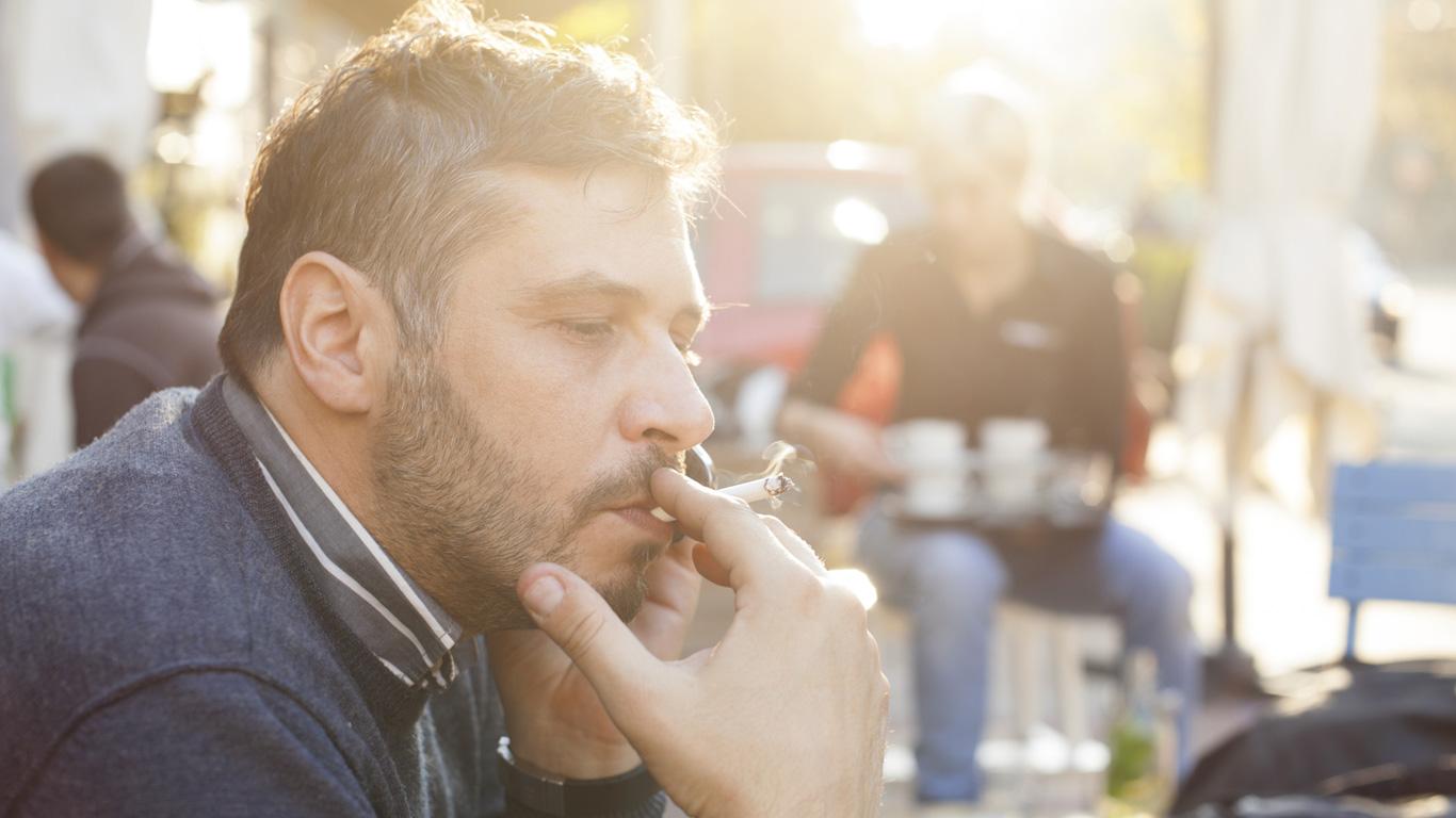 Hörverlust: Rauchen schädigt dem Gehör