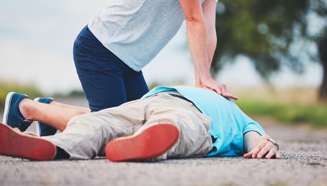 Herzstillstand: Wissen Sie, was zu tun ist?