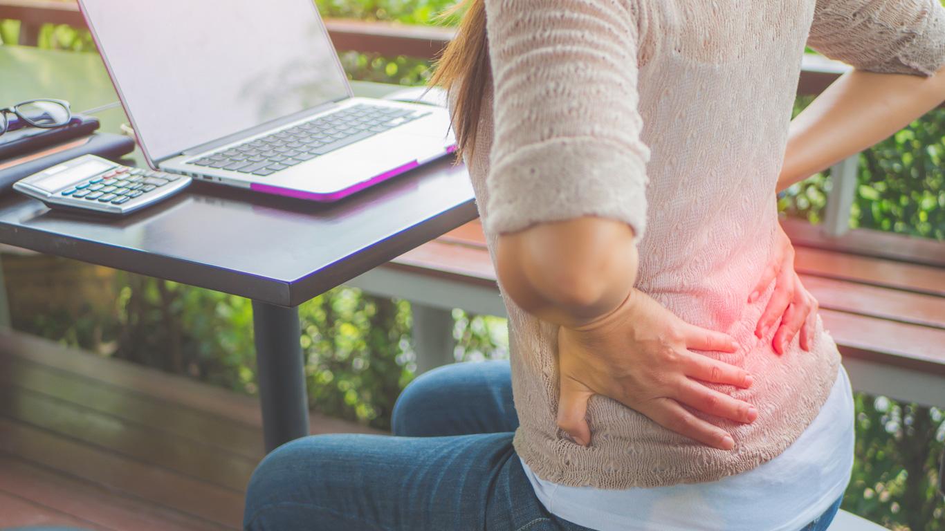 Rückenschmerzen behandeln ohne Medikamente